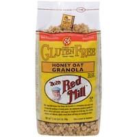 Bob's Red Mill Gluten Free Honey Oat Granola - 12 oz - Case of 4