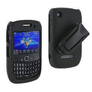 Body Glove BlackBerry Curve 8530 Snap-On Case (Black) (Bulk Packaging)