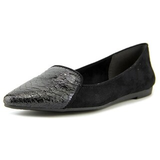 Style & Co Desya Women Round Toe Synthetic Black Flats