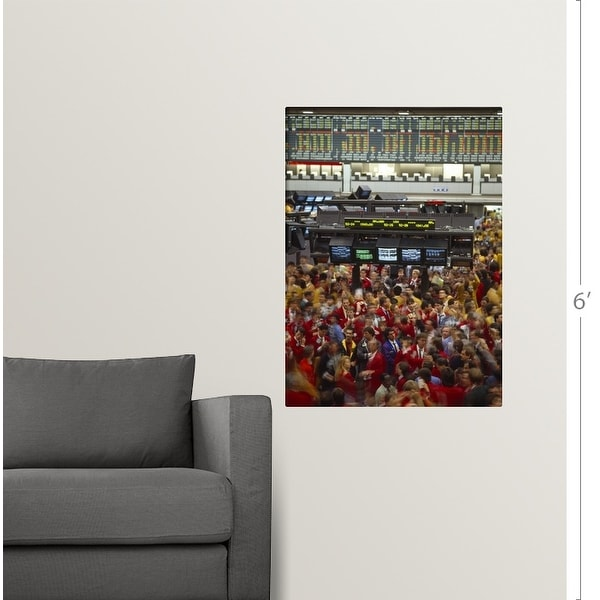 Wall Decal entitled Chicago Mercantile Exchange Chicago IL