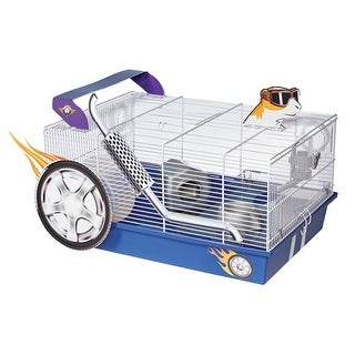 """MidWest Critterville Hod Rod Critterville Hod Rod Hamster Home"""