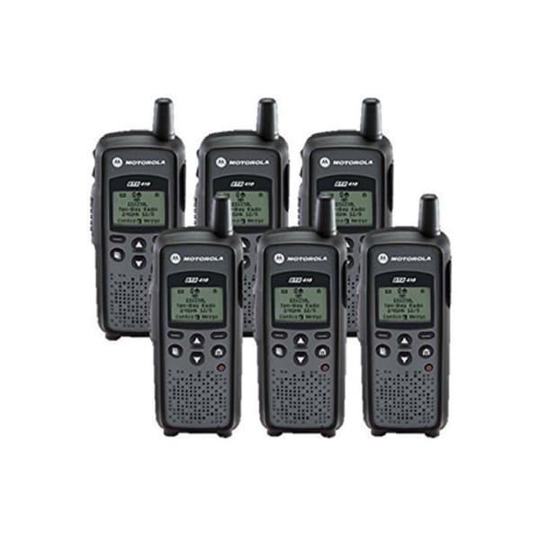 Motorola DTR410 Digital Professional Two Way Radio (6 Pack)