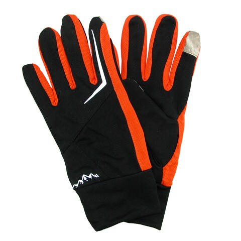 Grand Sierra Men's Micromesh Touch Screen Athletic Gloves
