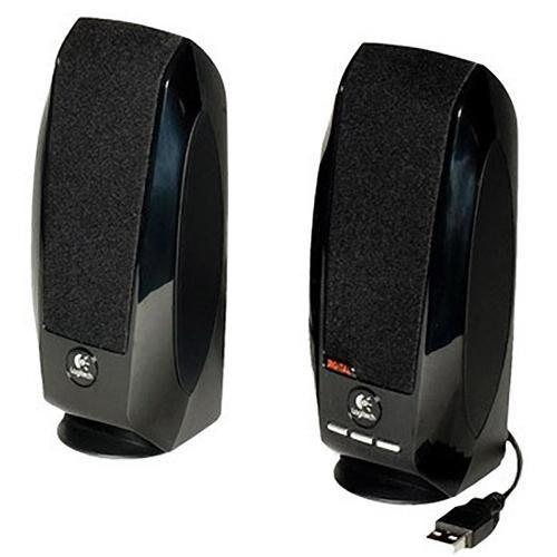 Logitech 980-000028 S-150 Usb Digital Speaker System - Black