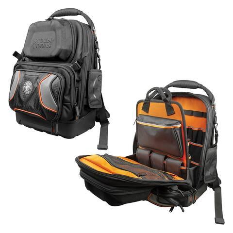 Klein tools tradesman pro tool master backpack