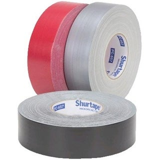 Shurtape 689-PC657-RED 203273 2 in. X60Yds Red Ducttape
