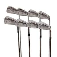 New TaylorMade RSi TP Forged Irons 3-PW RH w/ KBS Tour X-Flex Steel Shafts