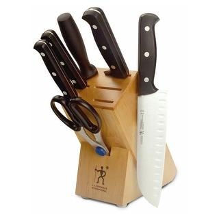 Link to J.A. Henckels International Fine Edge Pro 7-pc Knife Block Set - Stainless Steel Similar Items in Cutlery