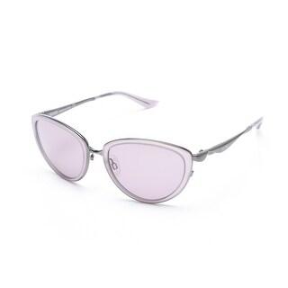 Moschino Women's Cat Eye Sunglasses Purple - Small