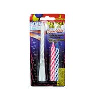 Musical Party Candles - Pack of 24