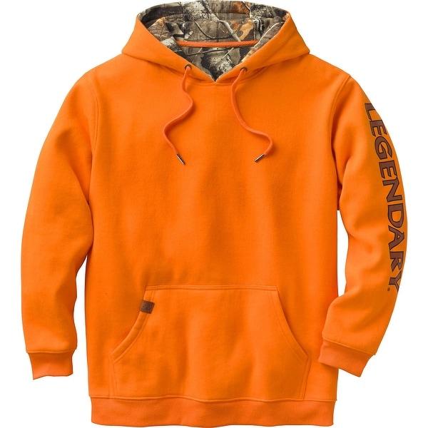 Legendary Whitetails Mens Buckshot Workwear Hoodie