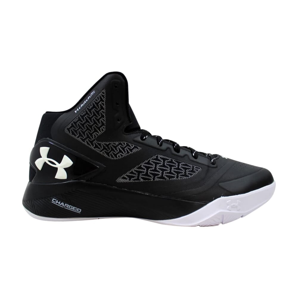 Ambos exceso Margaret Mitchell  Under Armour Clutchfit Drive 2 Black/White 1258143-011 Men's - Overstock -  29004467