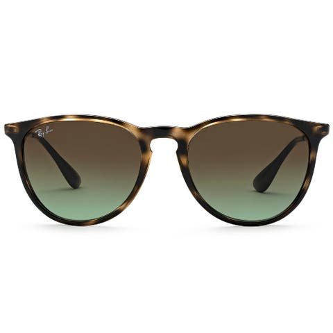 Ray-Ban RB4171 Erika 54mm Sunglasses (Grey Havana)