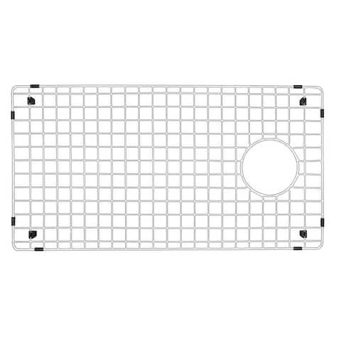 "Karran GR-6012 Stainless Steel Bottom Grid 27-1/2"" x 14-3/4"" - 27"" x 14-1/4"""