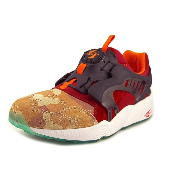 Puma Disc Blaze Desert Dusk Men Round Toe Synthetic Multi Color Sneakers