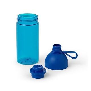 LEGO 17oz Hydration Bottle, Bright Blue - Multi