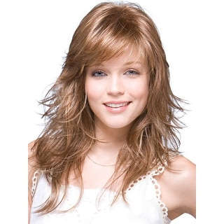Felicity by Rene of Paris - Synthetic, Basic Cap Wig (Option: Chestnut)