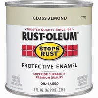 Rust-Oleum Almond Enamel 7770-730 Unit: HPT