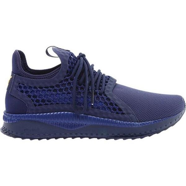 Shop PUMA Men's TSUGI NETFIT V2 Sneaker PeacoatSodalite