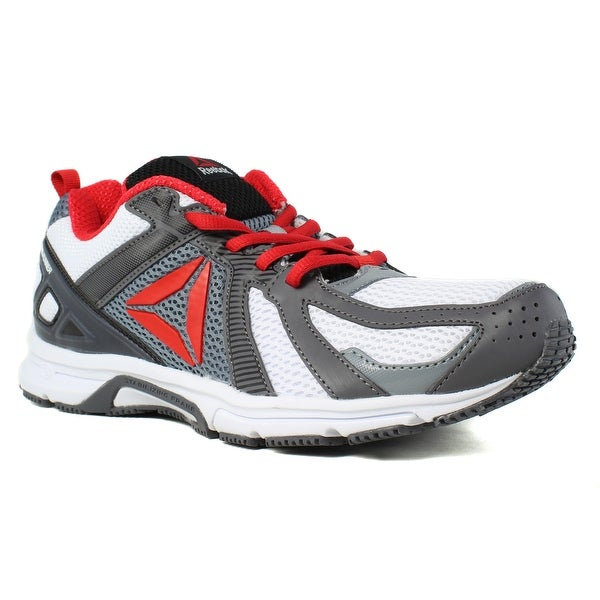 Shop New Reebok Mens Runner Mt White Running Shoes Size 8.5 - Free ... 43e4880bb