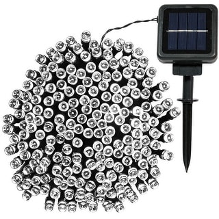 Sunnydaze LED Solar Powered String Lights-Multiple Colors Available