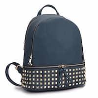 90aac0466065 Women's Leather Backpack Casual Purse School Shoulder Bag Handbag Dayback.  Sale