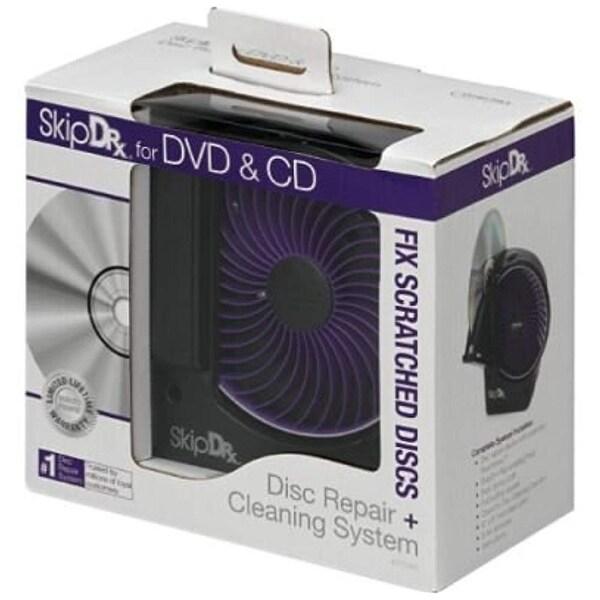 Digital Innovations 4070300 Digital Innovations SkipDr 4070300 Disc Repair Cleaning System