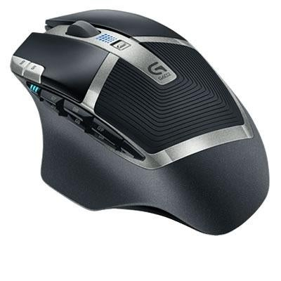 Logitech G602 Gaming Wireless Mouse With 250 Hour Battery Life 910-003820