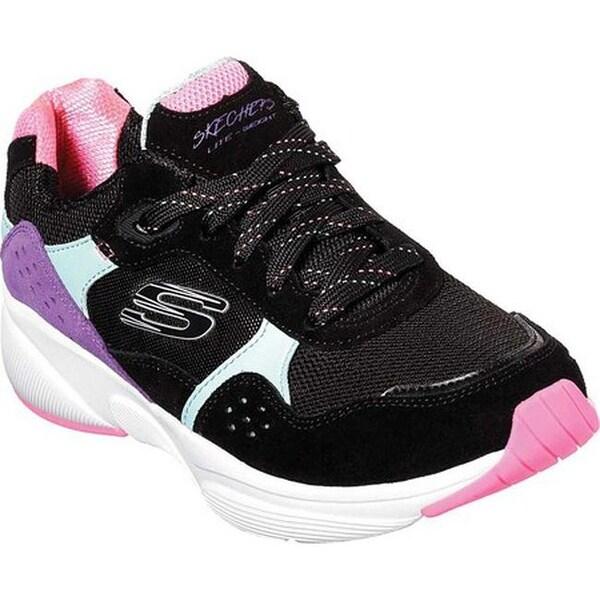 Skechers Womens Meridian Shoes Sz 7.5 Light Pink