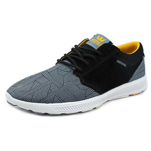 Supra Hammer Run Men US 9.5 Black Running Shoe