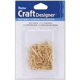 Gold - Size 12 300/Pkg - Sequin Pins