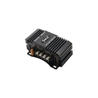 pyle audio GE6246 B Pyle PSWNV120 24V DC to 12V DC Power Step Down 120 Watt Converter with PMW Technology