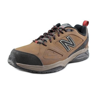 New Balance X623   Round Toe Leather  Cross Training