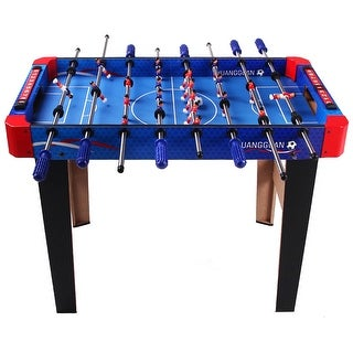 Gymax Foosball Table Arcade Game Soccer For Kids Indooor Outdoor Christmas Gift