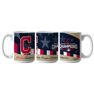 Cleveland Indians 2016 American League Champions Ceramic Mug