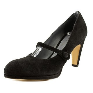 Maria Cristina Donna   Pointed Toe Leather  Mary Janes