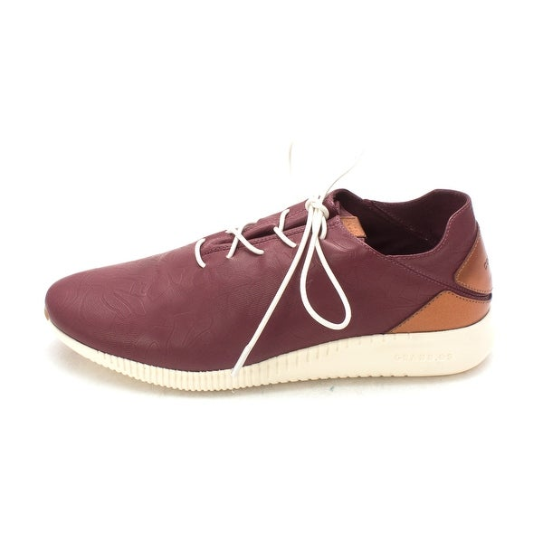 Cole Haan Womens Arminasam Low Top Lace Up Fashion Sneakers - 6