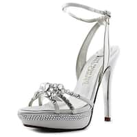 E! Live From The Red Carpet Womens Lola Open Toe Casual Platform Sandals