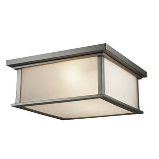 Artcraft Lighting SC13004 Gatsby 4 Light Flush Mount Ceiling Fixture