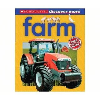 Scholastic Books SCH365710 Discover More Farm