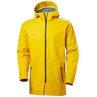 Helly Hansen Mens Copenhagen Raincoat Rain Wear