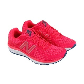 New Balance 720V3 Womens Pink Mesh Athletic Lace Up Running Shoes