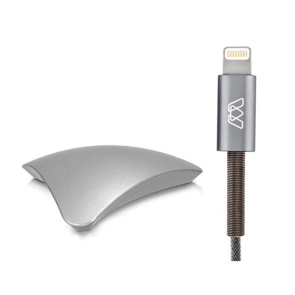 MOS Spring Lightning Cable and MOS Original (Aluminium) Bundle