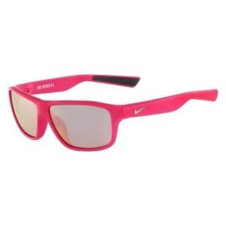 Nike Premier 6.0 EV0791-681 Vivid Pink Frame Grey Rose Lens Sunglasses