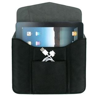 Verizon Universal Tablet Sleeve with Pouch for iPad, iPad 2, iPad 3, iPad 4, Gal