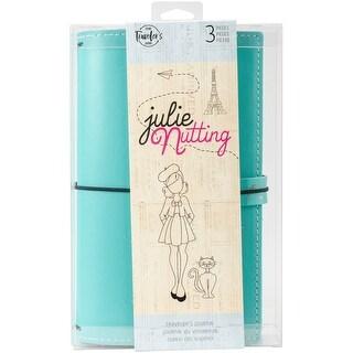 Julie Nutting Travel Planner-Teal
