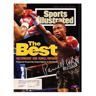 Pernell Whitaker Sports Illustrated The Best October 10 1994 Original Magazine