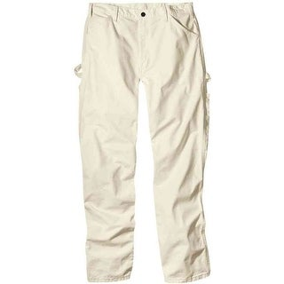 Dickies 1953NT 3632 Mens Painter's Pant, 36x32, Natural
