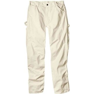 Dickies 1953NT 3832 Mens Painter's Pant, 38x32, Natural