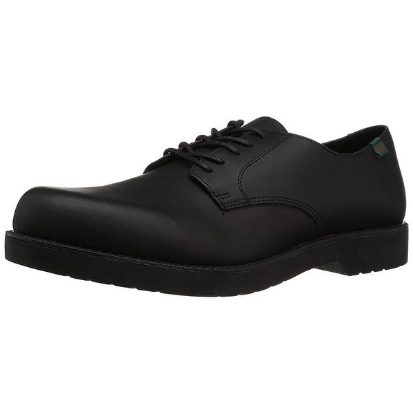 9ec0b7e770f Shop School Issue Men s Semester School Uniform Shoe - Free Shipping ...